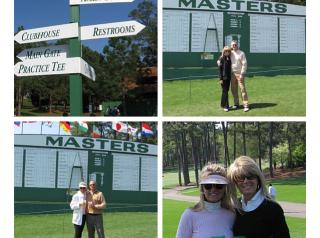 Matchmakers at the Masters