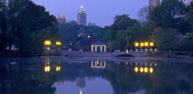 Atlanta Dating Spot of the Week: Piedmont Park